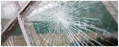 Ealing Brent Smashed Glass